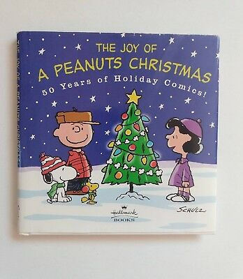 A Peanuts Christmas by Charles Schulz 50 Years of Holiday Comics! 2000 Hardcover