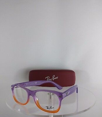 Brand New Authentic Ray Ban RB1528 Junior Eyeglasses RB 1528 3596 Kids Frame