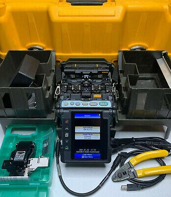 FSM-50S//60S//50R//17S//18S Fusion SPLICERS Liteark C50S électrodes Fujikura EL-50