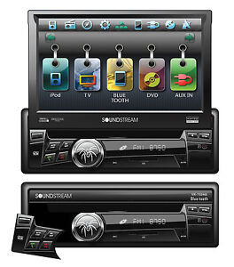 New Soundstream VR-750NB In Dash 1 Din 7