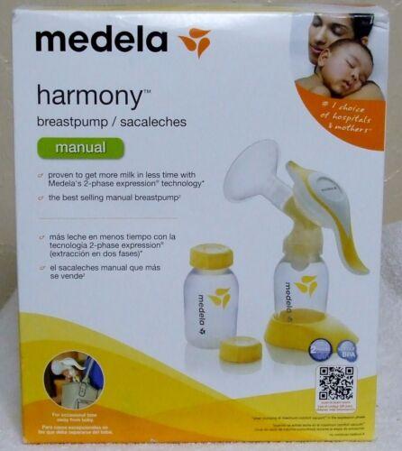 Medela Harmony Manual Breast Pump  67186
