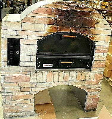 Pizza Oven Marsal Stone Deck Pizza Oven Mb42 Brick Oven Natural Gas
