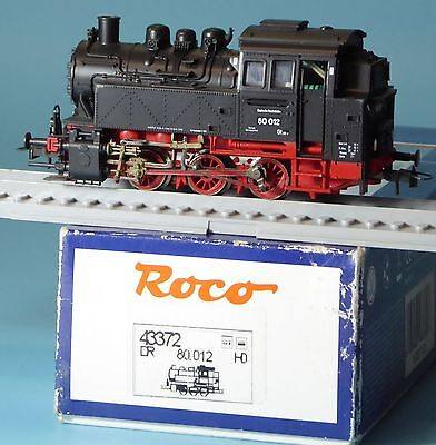 Roco 43372 Dampflok BR 80 012 DR Ep.3/4 DCC Digital,Lok des BW Leipzig-West, OVP online kaufen