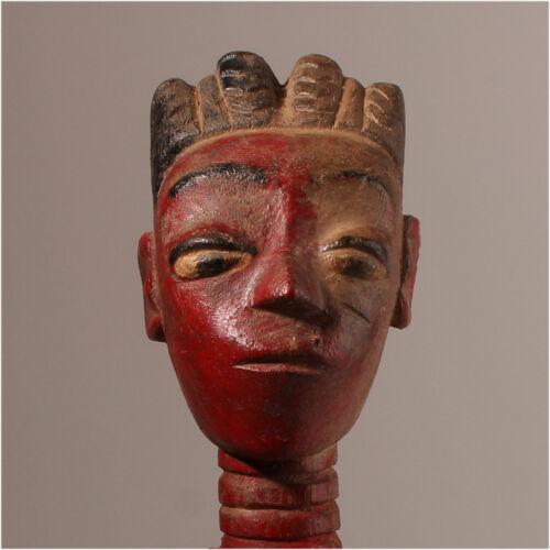 10838 Baule Fetish Ahnen Figure Ancestor Colon Elfenbeinküste