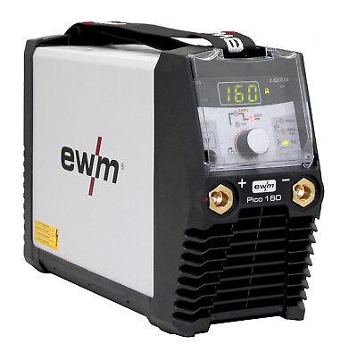 EWM Pico 160 cel puls, inklusive Zubehör, einstecken und loslegen.