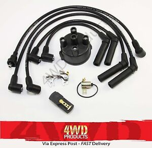 Ignition-Lead-kit-Subaru-Brumby-1-8-EA81-80-94