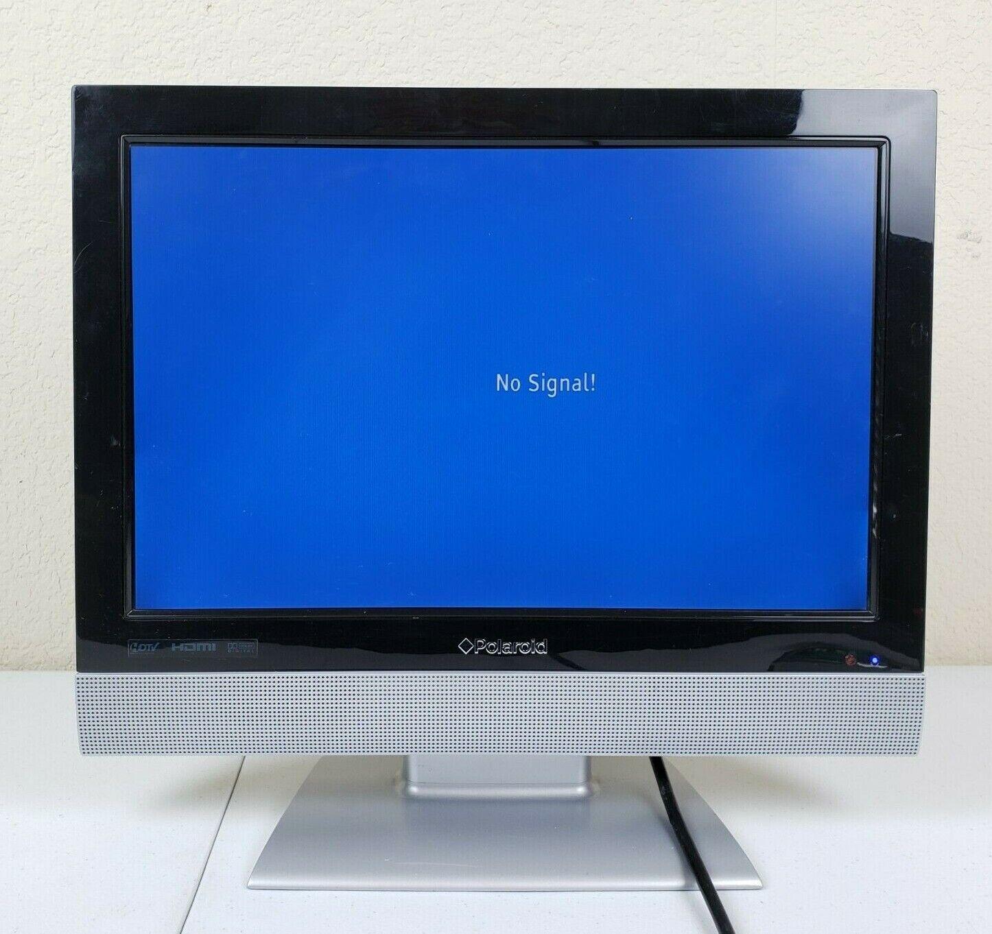"Polaroid 15.4"" (720p) HD LCD Small Kitchen / Gaming Tv Television (TLA-01511C)"