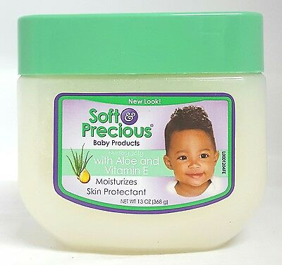 Aloe Jelly (soft & precious baby nursery jelly with Aloe and Vitamin E 13oz)