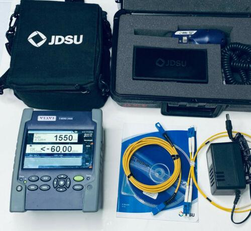 JDSU TBERD 2000 4126 LA SM OTDR Kit - Viavi MTS-2000