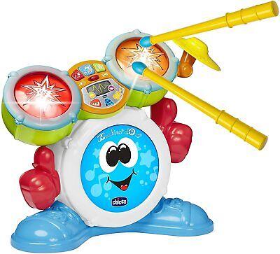 Chicco Songy Elektronisches Musikspiel Schlagzeug Kinderspielzeug Musik B-WARE