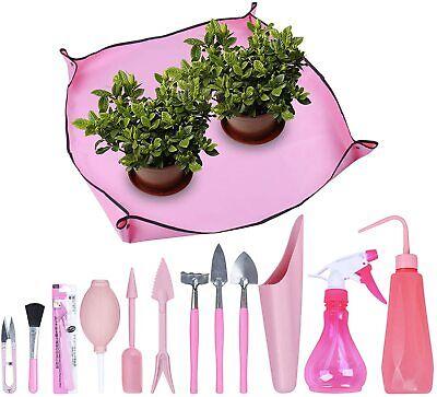 13Pc Mini Garden Hand Scissor Planting Gardening Succulent Tools for Yard Garden