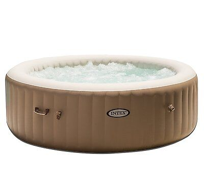 Intex Inflatable Pure Spa 6-Person Portable Heated Bubble Jet Hot Tub | 28407E