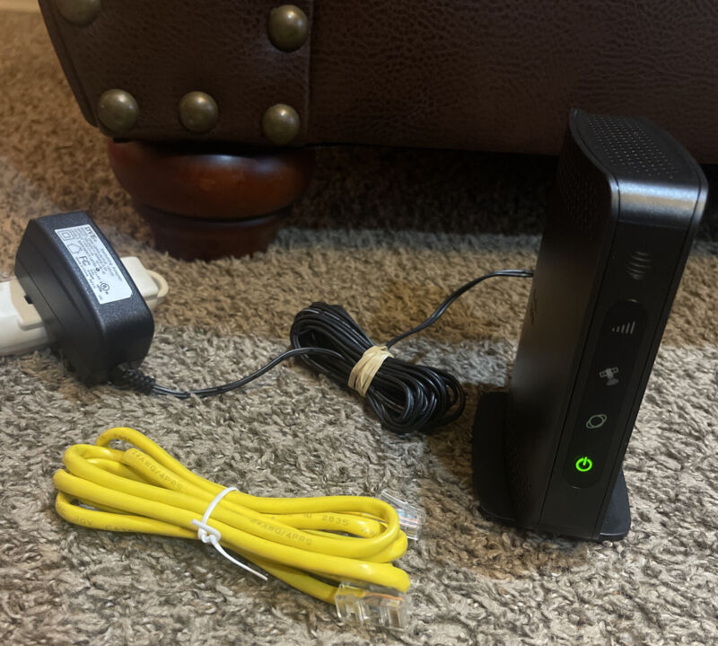 AT&T Wireless Cisco Microcell Extender DPH-154
