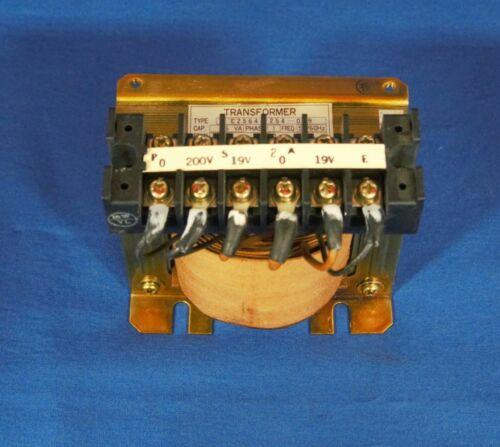 Gomi Transformer, E2564-254-019