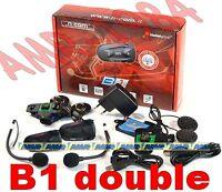 Intercomunicador Nolan B1 N-com Bluetooth Doble Twin X N43 N43e N103 N90 N91 N85 - inter - ebay.es