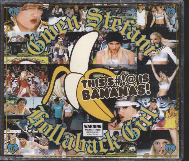 Gwen Stefani - Hollaback Girl CD (single)