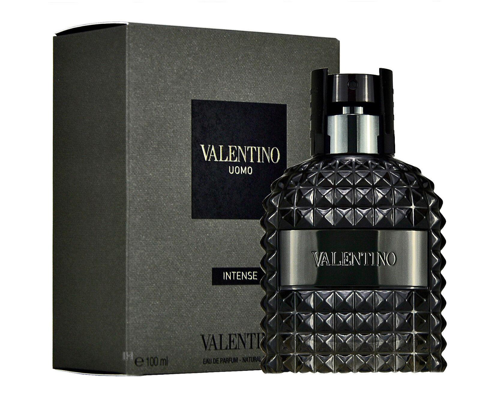 Valentino Uomo Intense 100ml Eau de Parfum Spray Neu & Originalverpackt