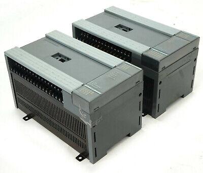 Allen Bradley Slc500 1747-l40c 30 Io Plc Controller Processor Unit 120240vac
