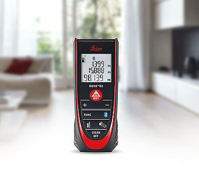 Leica Disto D2 new Laser Distance Measurer Meter 100m