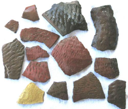 Pottery Shards - Hohokam - Anasazi - Arizona - Lot of 14