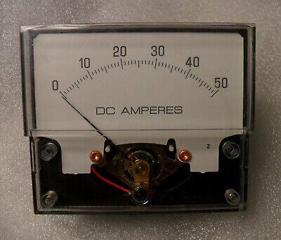 Dc Current Panel Meter - Yokogawa Made In Usa