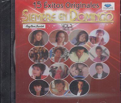 Lucerito,Luis Miguel,Franco de Vita,Menudo,Jose Jose,Ana Gabriel,Pablo Ruiz CD