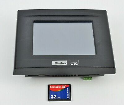 Parker Automation Ctc Model Pa06s-133 Operator Interface