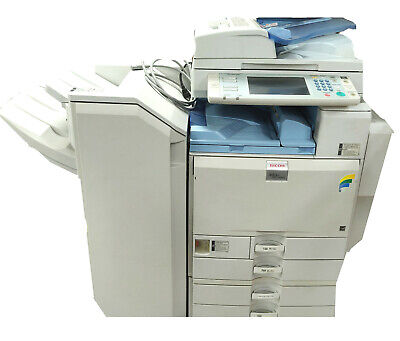Ricoh Aficio Mp C4000 Mfp Color Laser Copier Printer