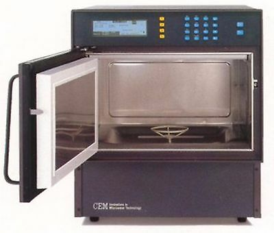 Cem Labwave9000 Microwave Moisture Solids Analyzer- 1 Year Warrantyshipping