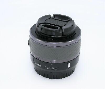 Nikon 1 Nikkor 10-30mm f/3.5-5.6 VR Lens for Nikon 1 V1 V2 S1 S2 J1 J2 J3 Black