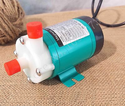 Food Grade High Temperature Magnetic Drive Pump 10r With 12 Bsp Home Brew