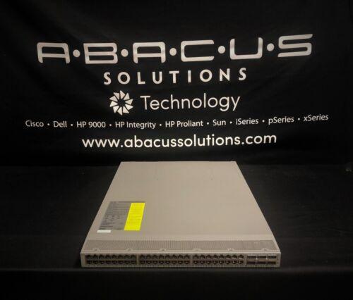 Cisco Nexus N9k-c93108tc-ex  9300 With 48p 10g Base-t And 6p 100g Qsfp28