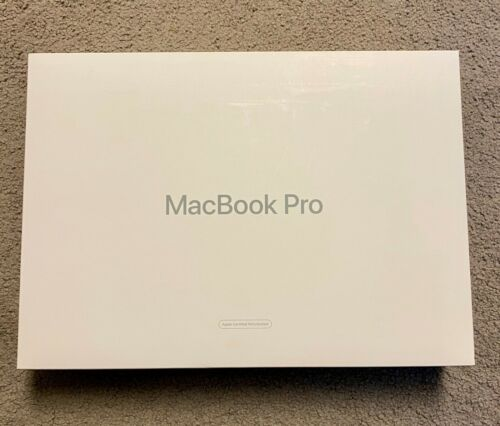 "Apple MacBook Pro 13"" A1708 (2018) Empty Packaging Box Only"