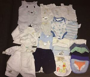 0000 Boys Clothes Bundle Melton South Melton Area Preview