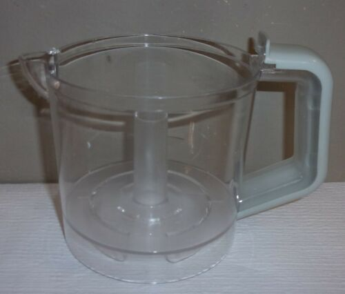 Baby Brezza One Step Food Maker Processor BRZ9043 Work Bowl Replacement GRAY