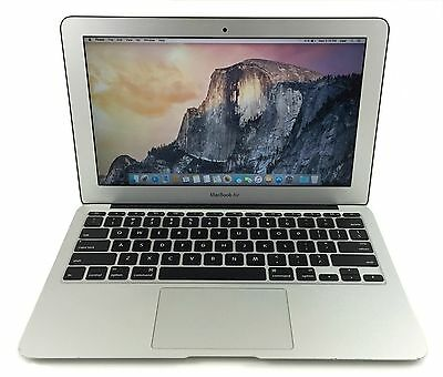 Apple MacBook Air Core 2 Duo 1.6GHz 4GB 128GB 11.6