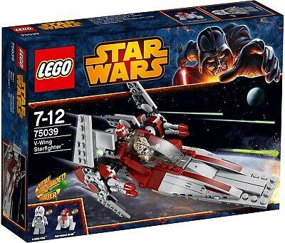 Lego 75039 Star Wars V-Wing Starfighter - BRAND NEW - FREE POSTAGE