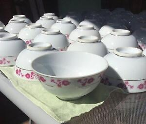 55 Beautiful Rice Bowls - Less than 91 cents each Pagewood Botany Bay Area Preview
