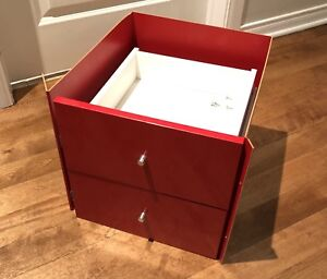Ikea tirroirs pour EXPEDIT drawers