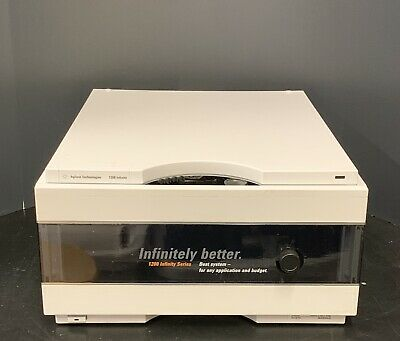 Agilent 1260 Infinity G4302a Sfc Binary Hplc Pump Sfc Openlab