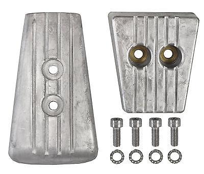 Tecnoseal AK Anodensatz Aluminium f. Volvo Penta SXA + DPS-A Anoden Opferanoden