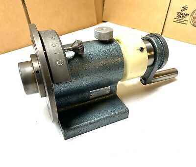 Yuasa 5c Collet Spin Indexer - No. 550-003 - Adjustable And Clean - Nice