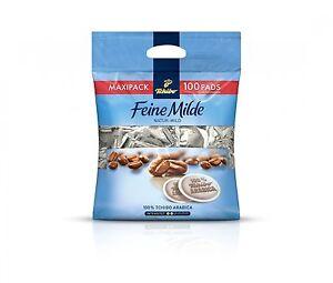 (14,85€/1kg) Tchibo Kaffeepads 100 Pads Feine Milde