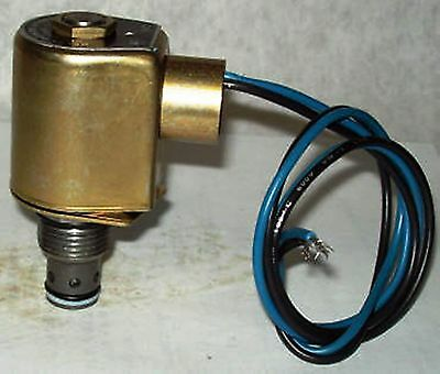 Delta Hydraulic Mini Cartridge Solenoid Valve 85003026 24 Volts Ac 3000 P.s.i.