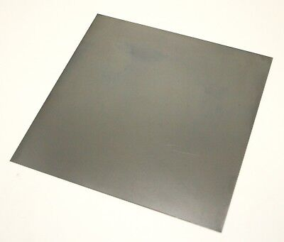 116 Steel Sheet Plate 9 X 9 X .063 4130 Can Cut To Size No Extra Charge