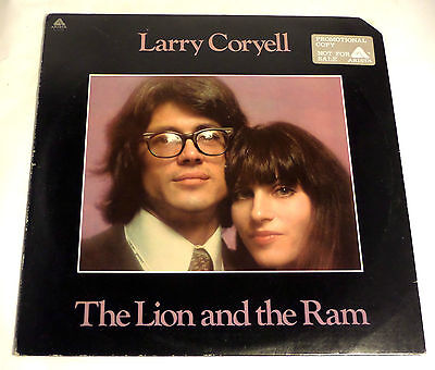 Larry Coryell: The Lion and the Ram  [Unplayed - Larry The Lion