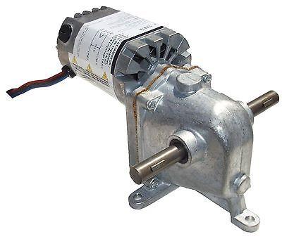 Dayton Model 1lra1 Acdc Dual Shaft Gearmotor 24 Rpm 115hp 115vac 2z801
