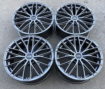 "OZ Racing Wheels 18"" Italia  150 Genuine Set Of 4 Italy 4 1/2"""