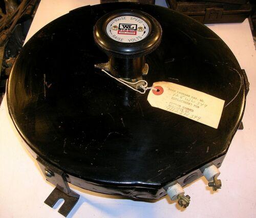 WARD LEONARD Single Turn Rheostat  230V   1960 OHMS NEW (NOS)