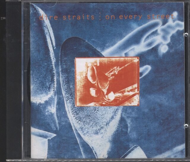 Dire Straits - On Every Street CD (free postage)